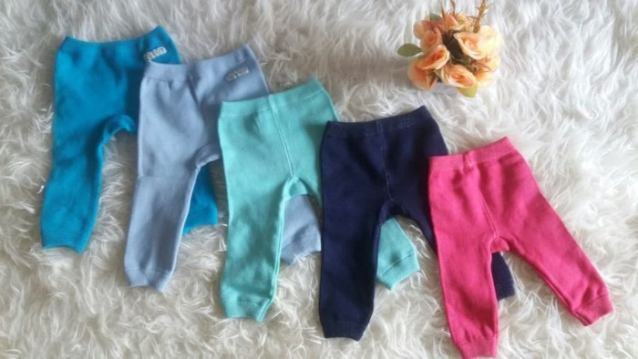 Jual Legging Bayi Newborn Leging Bayi Unisex Legging Bayi Polos Kab Bandung Baju Anak Kami Tokopedia