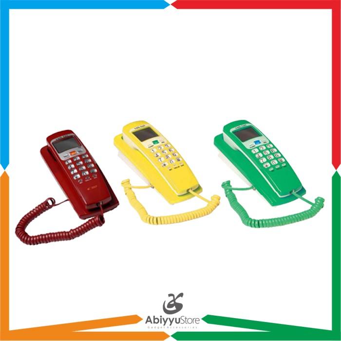 harga Telepon rumah kantor dinding sahitel s-37 / telephone sahitel s-37 Tokopedia.com