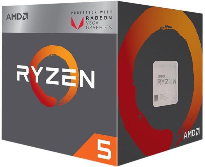 harga Processor amd am4 ryzen 5 2400g box wraith cooler Tokopedia.com