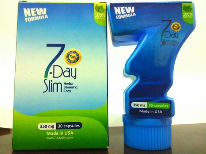 Info 7 Day Slim Travelbon.com
