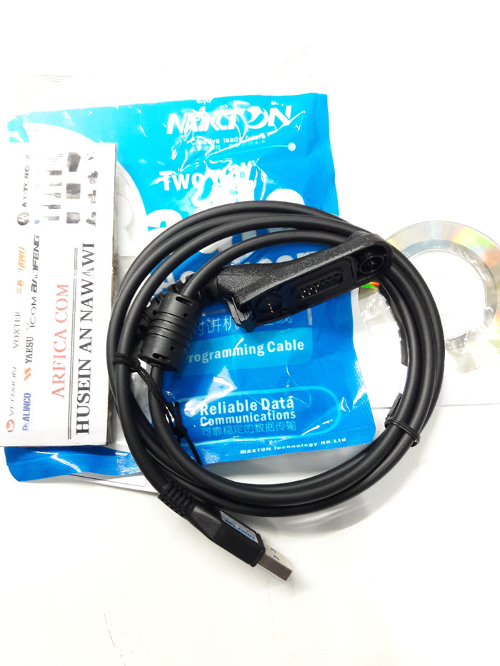 harga Kabel data program / kabel program ht motorola apx1000 ats 2500i Tokopedia.com
