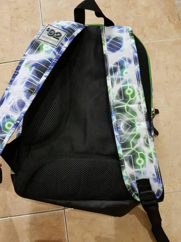 Jual Tas ransel backpack skechers original plus lunch box ... bae12b82d7