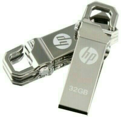 harga Flash disk hp v250(oem/ori99) bahan metal besi 32gb /flashdisk hp 32gb Tokopedia.com