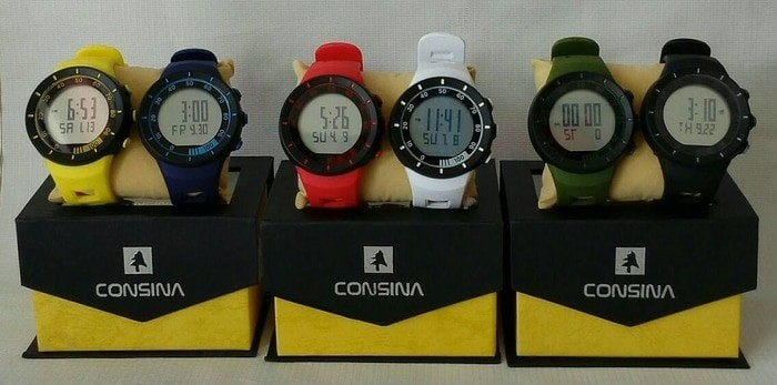 Jam Tangan Consina WH-2821 Original