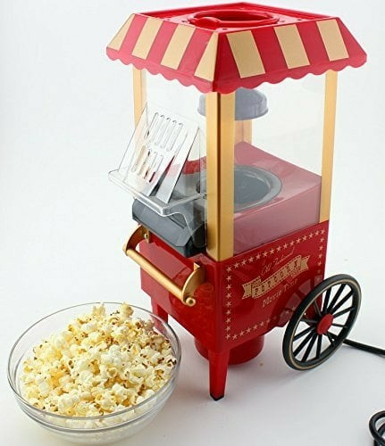harga Murah mesin pembuat popcorn maker alat popcorn mini portable Tokopedia.com