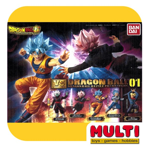 harga Gashapon dragon ball versus vs01 0477029 Tokopedia.com