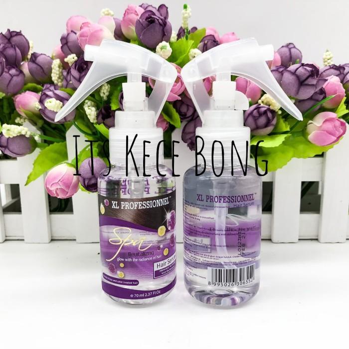 harga [ungu] xl professionnel hair serum revitalizing 70ml Tokopedia.com