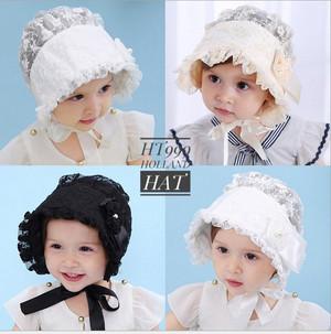 harga New holland baby hat topi anak bayi renda girl cewek perempuan balita Tokopedia.com
