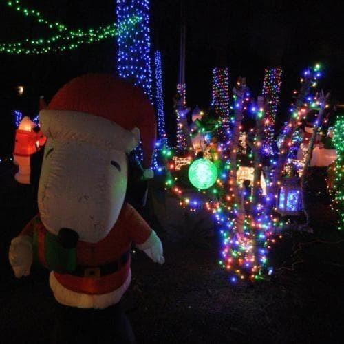 Lampu Tumblr Led Dekorasi Hias Natal Musik Twinkle Light String