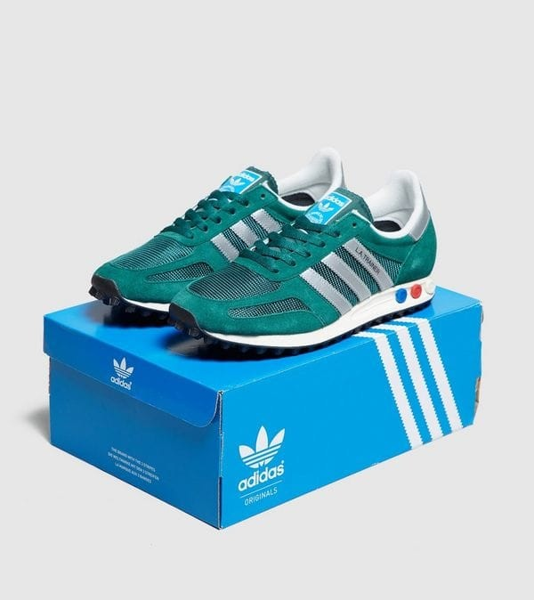 Jual sepatu adidas Originals LA Trainer