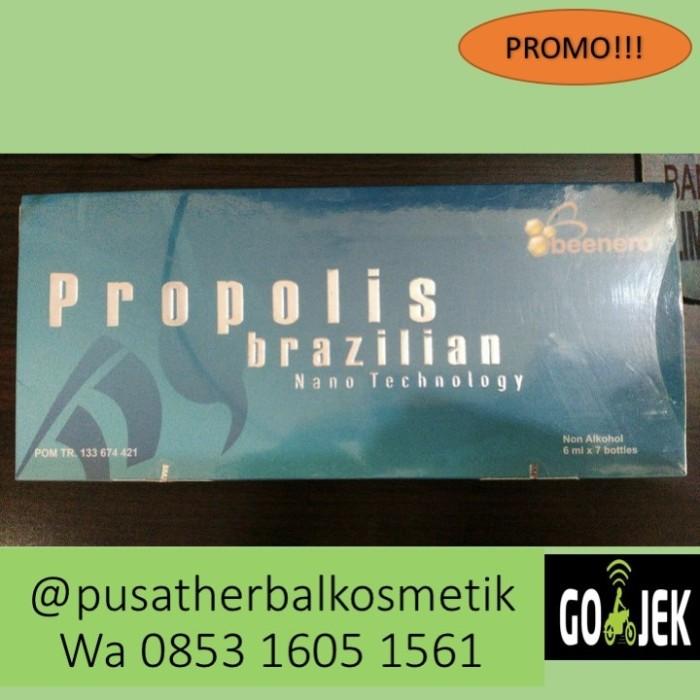 Miracle Propolis Brazilian Nano Box Ekslusive (7 botol @6ml Murah) Green Brazil -. Source · Katalog Propolis Beenero Brazilian Nano DaftarHarga.