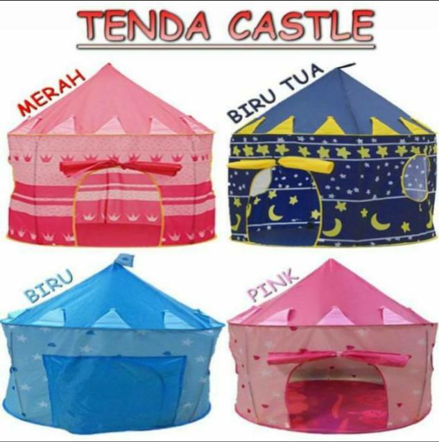 Tenda anak castle jumbo