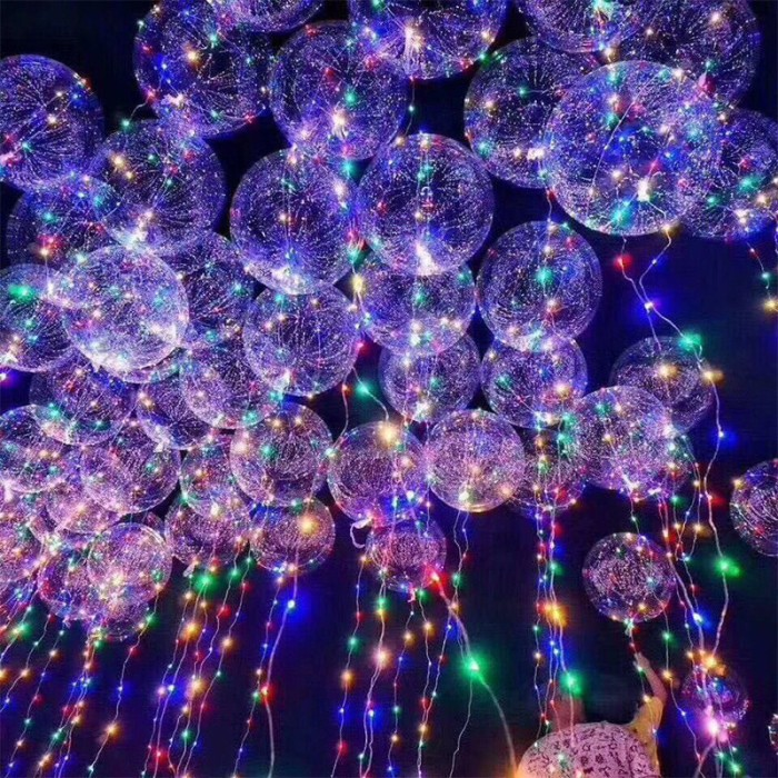 harga Balon led gas helium lampu tumblr Tokopedia.com