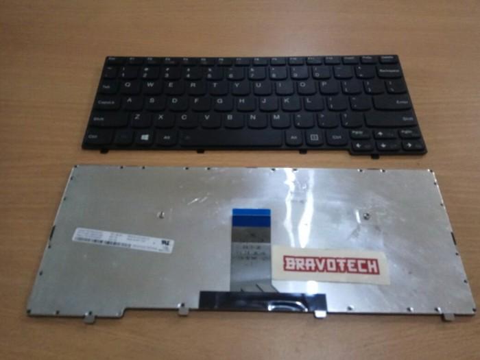 Jual Lenovo Keyboard Laptop Ideapad K2450 Black Us Kab Bekasi Bravotech Tokopedia