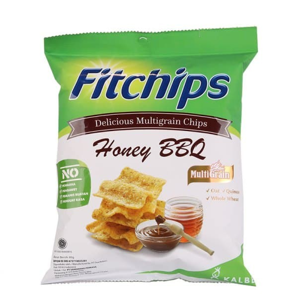 harga Fitchips - honey bbq - snack sehat - 60 gr Tokopedia.com