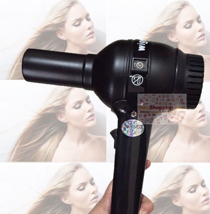 Hairdrayer Pengering rambut Wigo Taifun 900 Hair Dryer Hairdryer 4e0c924eed