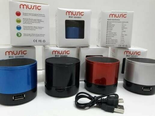 harga Mini speaker bluetooth s10 Tokopedia.com