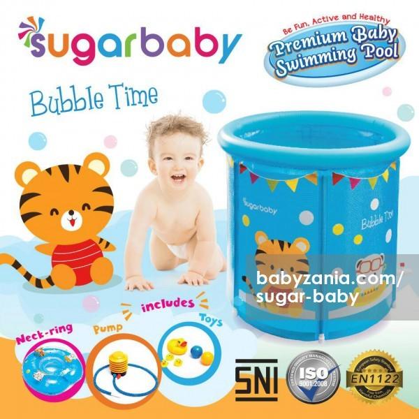 harga Sugar baby premium baby swimming pool - bubble time Tokopedia.com