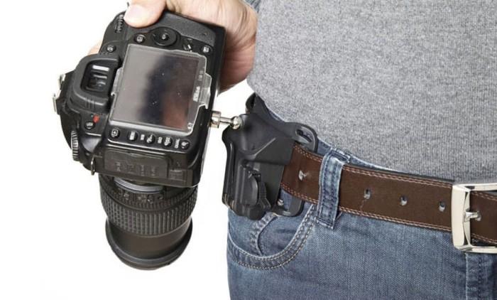 harga Bracket pinggang gantungan dslr | camera gear carry kit spider holster Tokopedia.com