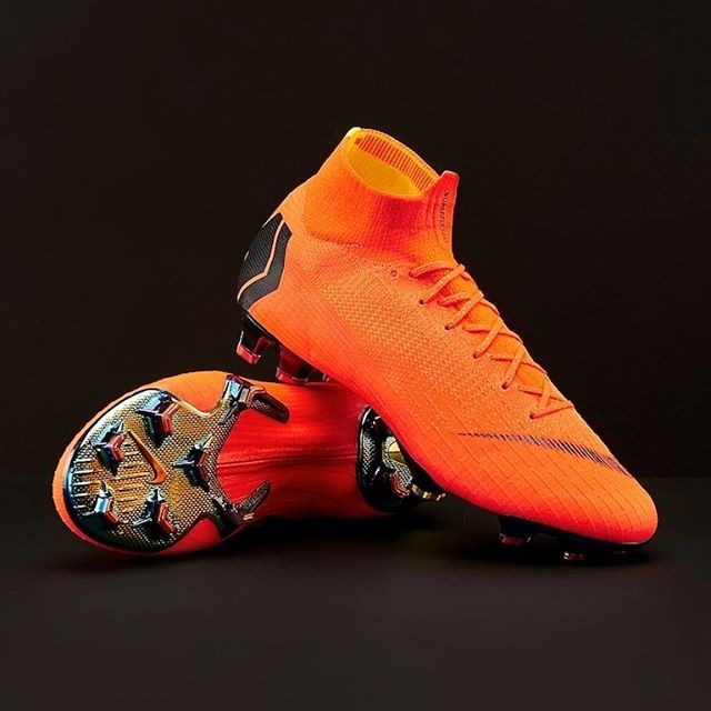 the latest 774ac 2f910 Jual Sepatu Bola Nike Mercurial Superfly VI Elite FG Orange - Kab. Banyumas  - Sepatu Futsal Prodirect | Tokopedia