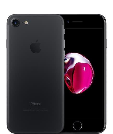 Foto Produk IPHONE 7 128GB BLACKMATTE - GARANSI 1 TAHUN - Merah dari NewBeztBerry