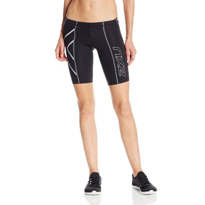 harga 2xu women joggers compression tight running short celana pendek Tokopedia.com