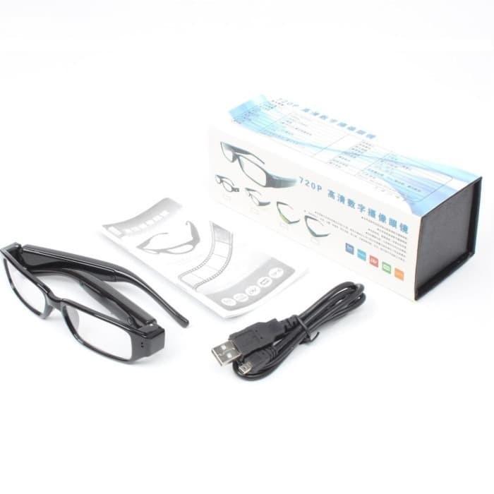 Info Harga Spy Cam Kacamata Kamera Pengintai Spycam Camera Rekam ... f8f8fee797