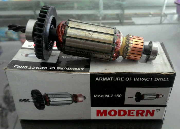 Armature Angker Mesin Bor Beton/Impact Drill Modern M-2150