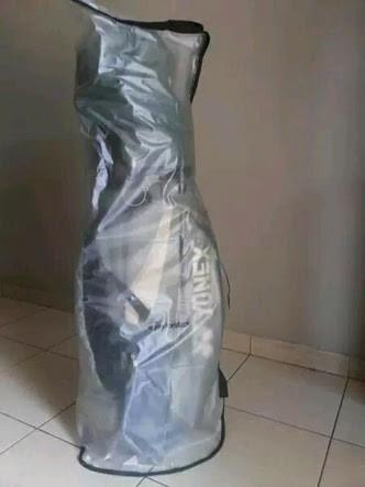harga Rain coat / rain cover bag golf Tokopedia.com