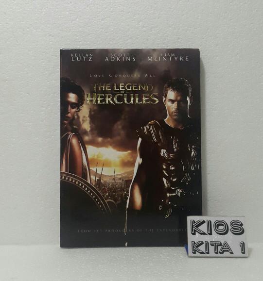 harga Dvd the legend of hercules original - film action barat movie Tokopedia.com