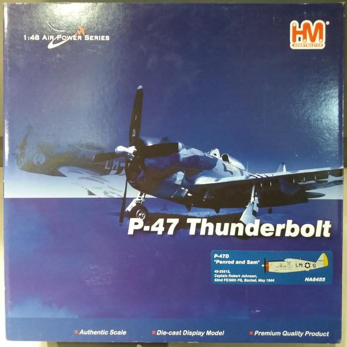 harga Diecast pesawat hobby master 1:48 ha8455 p47d pendrod & sam Tokopedia.com