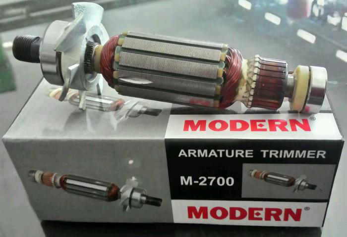 Armature Angker Mesin Profil/Trimmer Modern M-2700