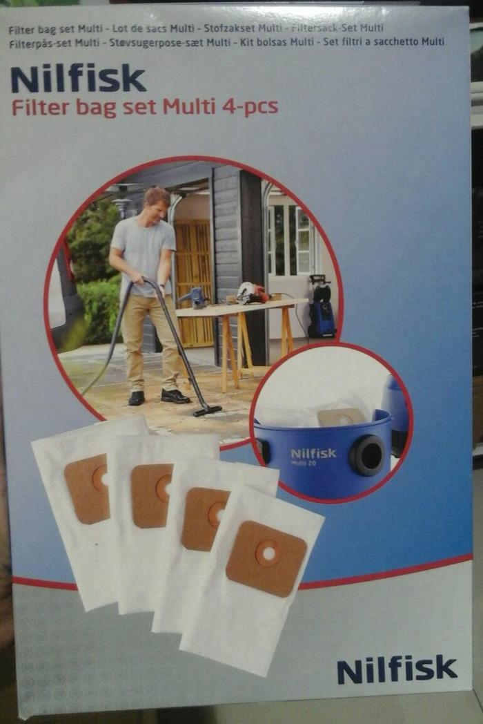 harga Dust bag nilfisk multi 20 & inox 20 Tokopedia.com