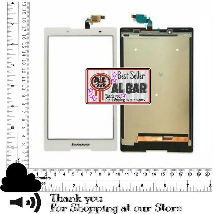 Jual LCD + Touchscreen Lenovo Tab 2 A8-50 50F A5500-HV Layar Original - DKI  Jakarta - Al-bar | Tokopedia