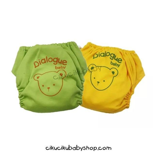 harga Dialogue baby celana lampin kancing print dgu dlc3209 / popok kain Tokopedia.com