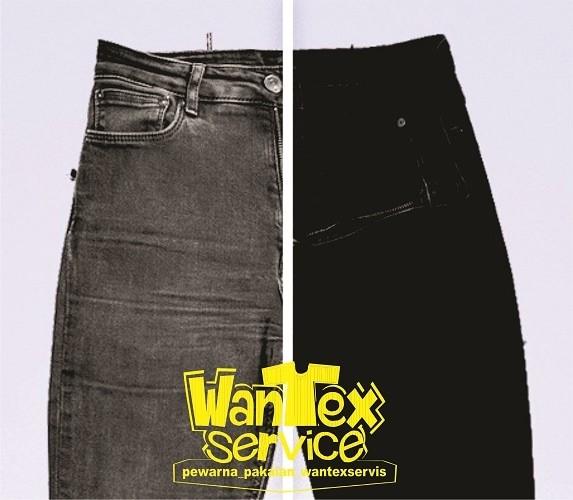 Jual Pewarna Kain Celana Jeans Hitam Kab Trenggalek Wantex
