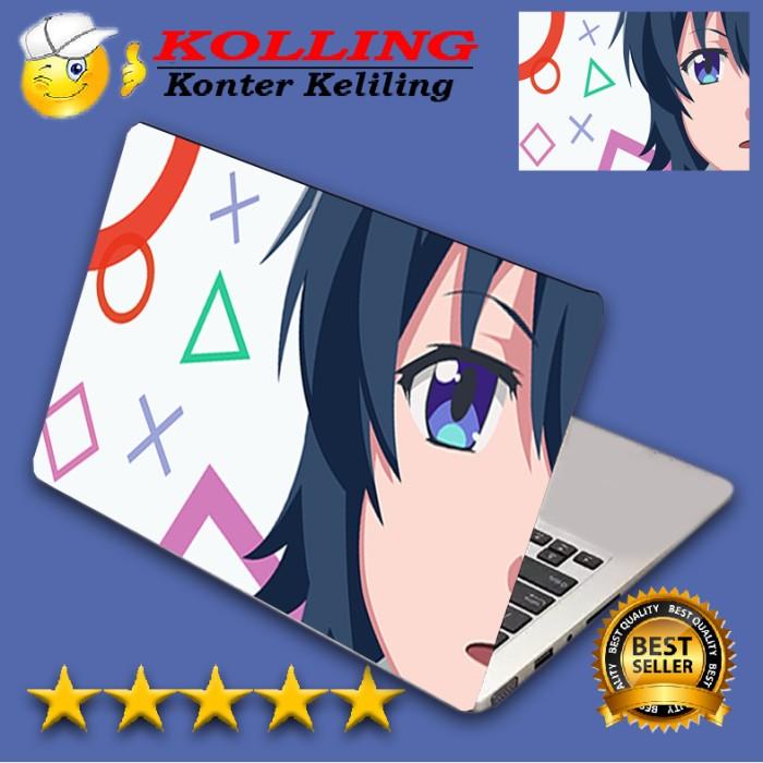 Garskin skin laptop anime gamers 2 stiker laptop