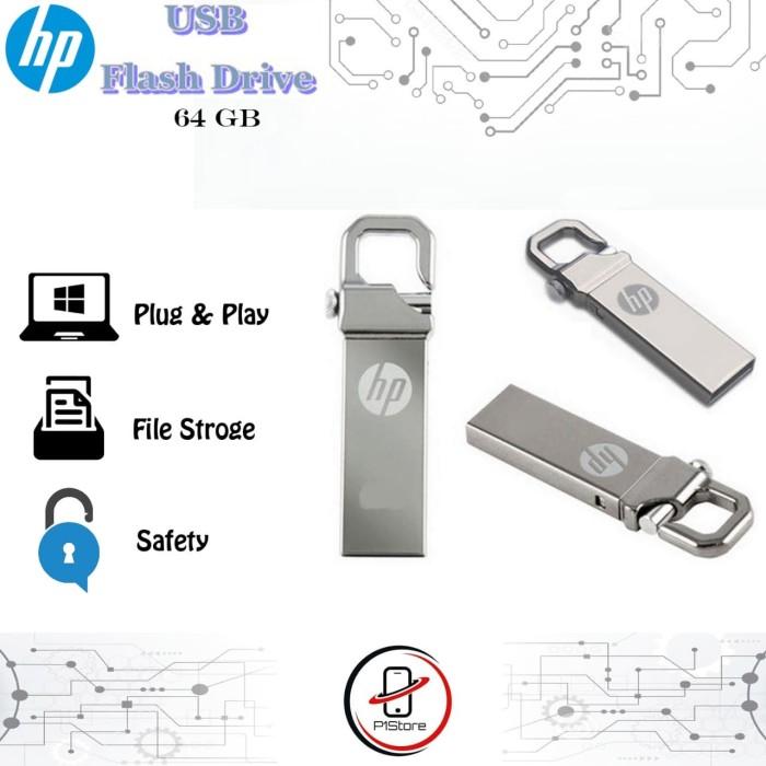 harga Flashdisk hp 64gb flash disk hp 64 gb usb flash drive usb memory hp Tokopedia.com