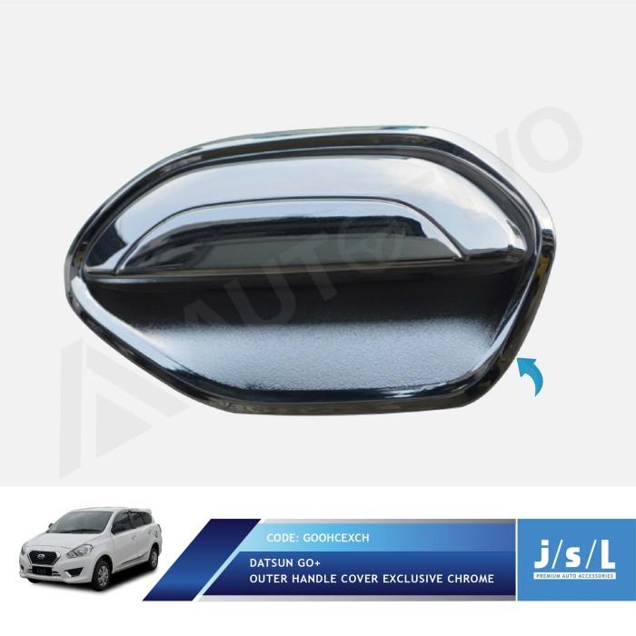 harga Datsun go  outer handle cover exclusive chrome/aksesoris datsun Tokopedia.com