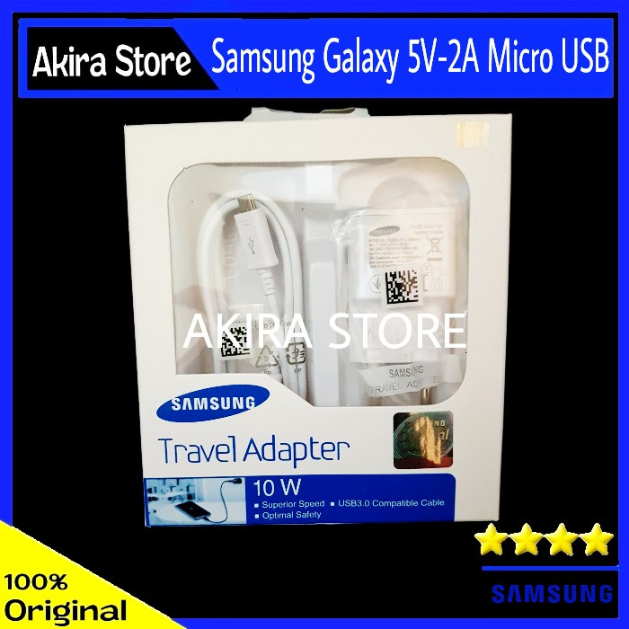 harga Charger samsung galaxy s3 note2 grand original 100% 5v-2a Tokopedia.com