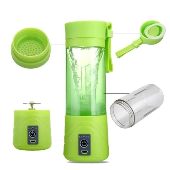 ... Shake n Go Juice Blender Portable and Rechargeable Battery