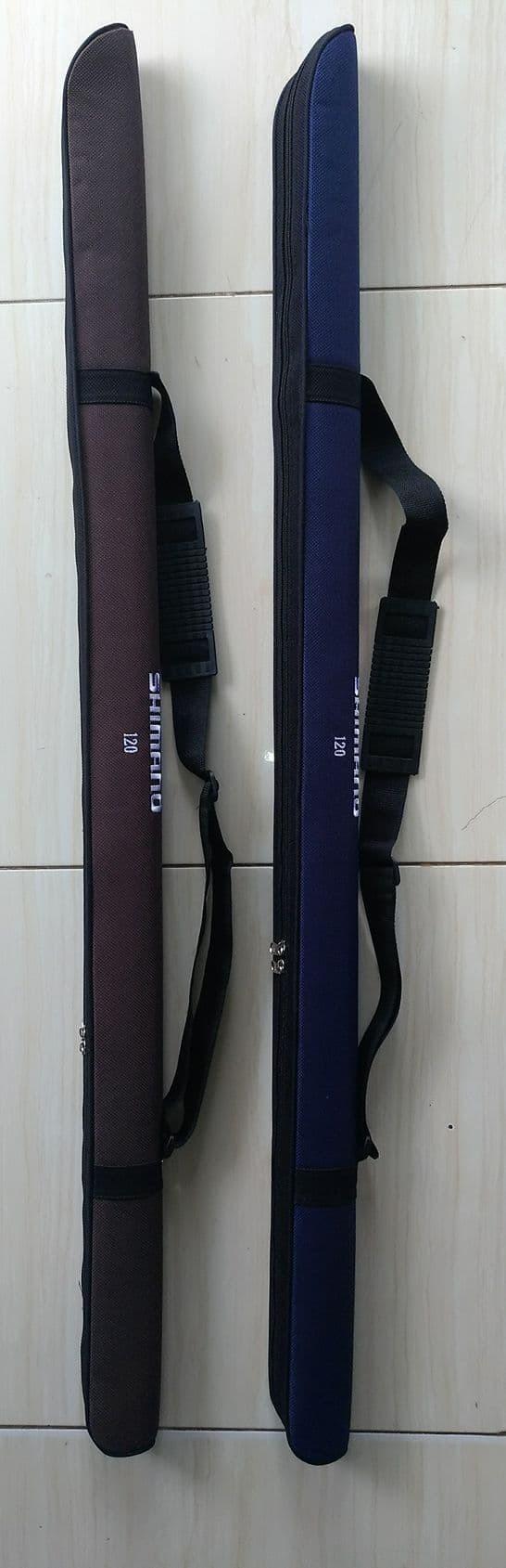 harga Tas pancing (rod pack shimano, tas joran #120cm) Tokopedia.com