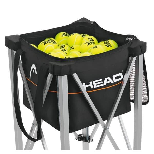 harga Head ball trolley / tempat bola tenis Tokopedia.com