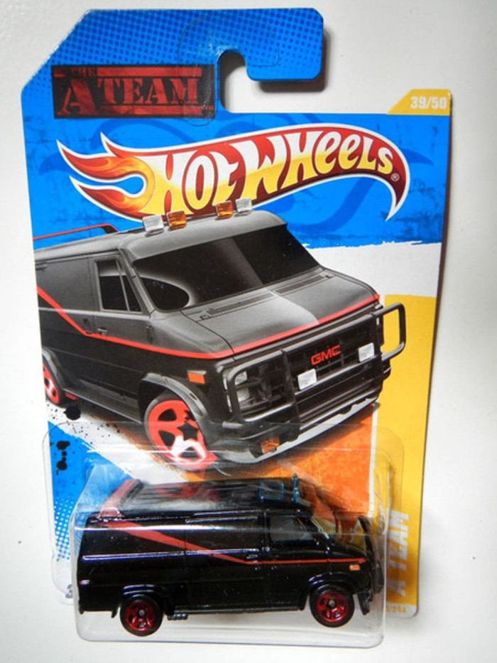 harga Hot wheels reguler the a team first edition Tokopedia.com