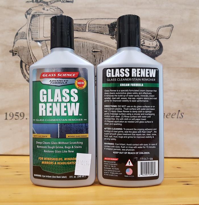 Glass Scrub by unelco
