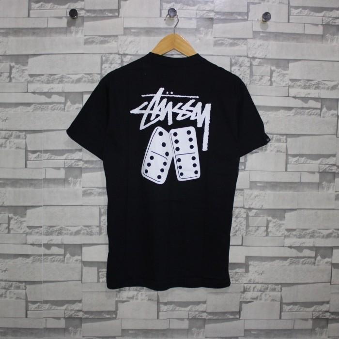 harga Stussy tshirt / kaos / baju Tokopedia.com