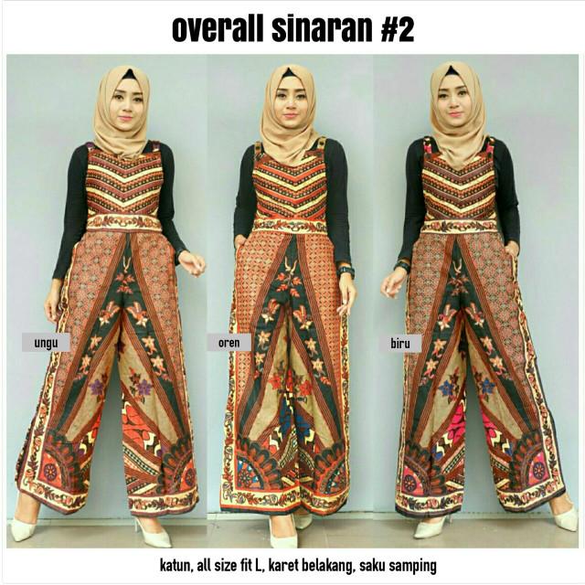Jual Baju Batik Hijab Danari Batik Hijab Overall Batik Sinaran 2 Kota Surakarta Danari Batik Hijab Tokopedia