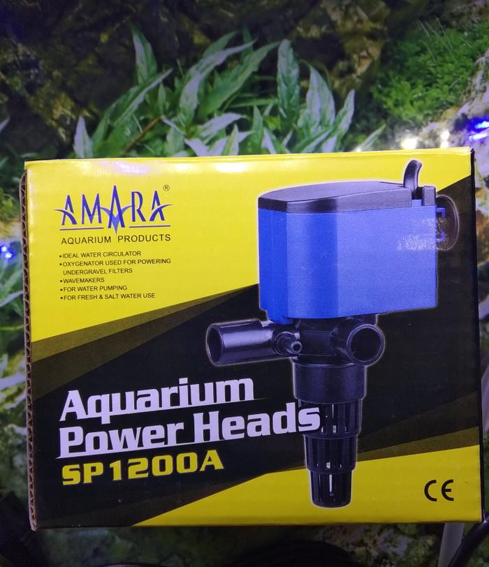 Jual Pompa Power Heads AMARA SP 1200A / Mesin Pompa ...