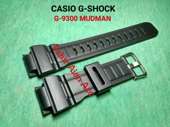 harga Tali jam tangan casio g-shock g-9300/g 9300/g9300 mudman talijam g9300 Tokopedia.com