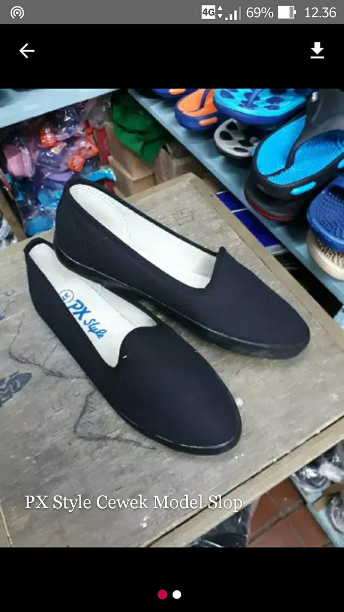 Jual Px Style Slop Cewek 36 40 Toko Sepatu Linda Tokopedia